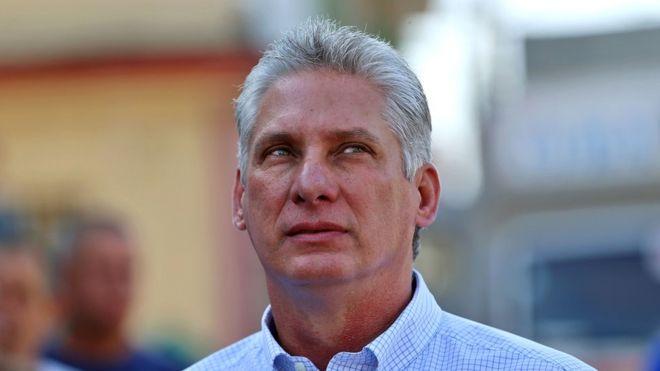 """Cuba: quién es Miguel Díaz-Canel, el """"discípulo predilecto"""" de Raúl Castro llamado a continuar con el castrismo"""