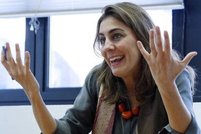 El cabreo de la anticapitalista portavoz de Podemos por quedarse sin su escandalosa nómina