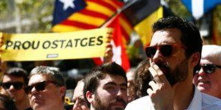 """Torrent se viene arriba con la 'mani' y amenaza a España: """"Cuando nos unimos somos imparables"""""""