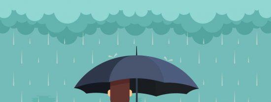 Vuelve la lluvia: un nuevo carrusel de borrascas barre la Península Ibérica