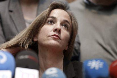 La dócil Tania Sánchez se acojona ante el ataque de un rabioso Monedero y muerde a Bescansa