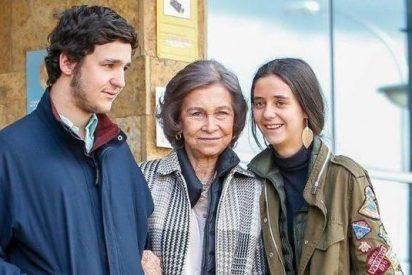 El romance de Victoria Federica con alguien que le parte el corazón a doña Sofía