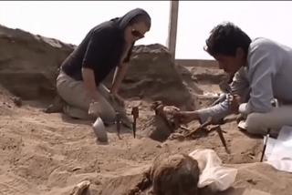 Matanza ritual: descubren el mayor sacrificio de niños del mundo