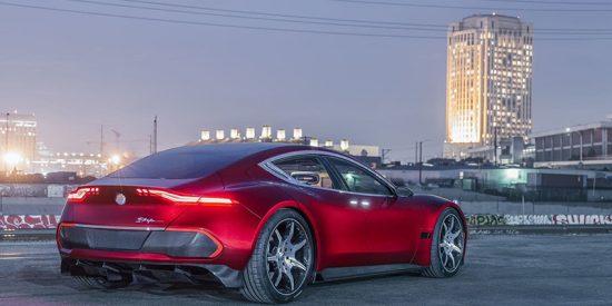 EMotion : El nuevo deportivo eléctrico con un precio muy competitivo