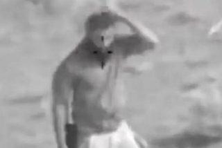 El terrorista más tonto del ISIS y su torpe camuflaje