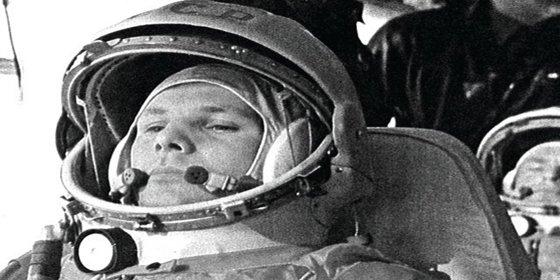 Hace 57 años el ruso Yuri Gagarin salió al espacio y la URSS derrotó a EEUU