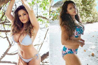 Kelly Brook: la mujer del cuerpo científicamente perfecto, se retoca con Photoshop