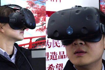 3 D: Esta funeraria china te ofrece la oportunidad de 'disfrutar' de tu muerte virtual