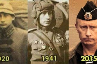 Vladimir Putin: ¿viajero del tiempo o enigma inmortal?