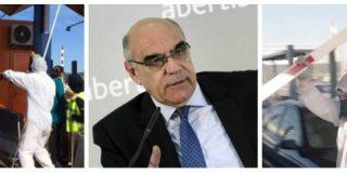 ¡Justicia poética!: el presidente separatista de Abertis, víctima de la 'kale borroka' en sus peajes