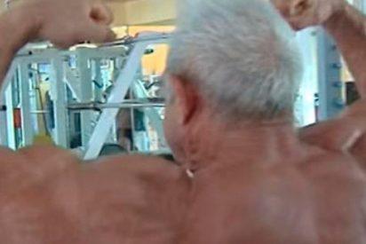 Este super abuelo de 80 años evita con una llave inglesa que asalten con una pistola a su hermano