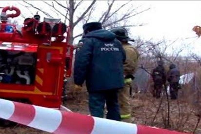 Al menos 6 muertos tras estrellarse un helicóptero militar Mi-8