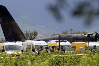 Pésame del Papa por un accidente aéreo que dejó 257 muertos en Argelia