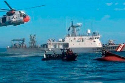 Terrible accidente tras colisionar dos barcos deja tres muertos y al menos tres desaparecidos