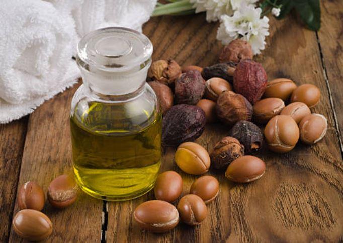 aceite de argán cosmética natural