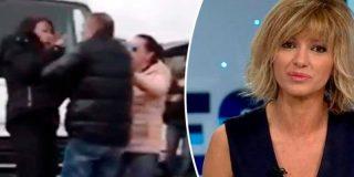 'Los Charlines' le dan la del pulpo a esta reportera de 'Espejo Público'