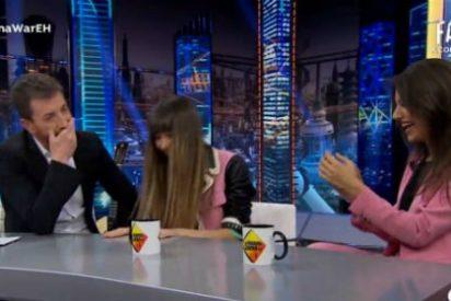 Ana Guerra y Aitana confiesan a Pablo Motos lo mal que lo pasaron en 'OT' y él mete la pata hasta el fondo