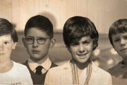 Asi eran de niños o adolescentes algunos politicos españoles