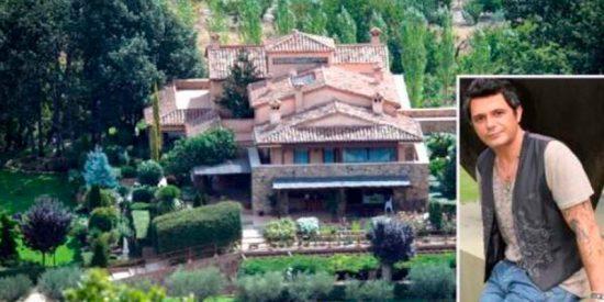 Alejandro Sanz vense su casoplón por 11 millones de euros