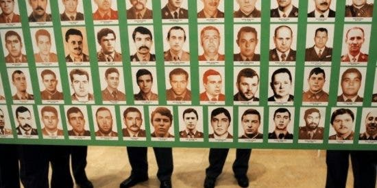 Si esos asesinos etarras no tenían perdón de Dios, quiénes son los políticos para perdonarlos