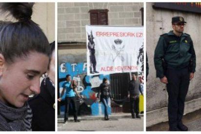 """Bildu puso la semilla del odio contra la Guardia Civil en Alsasua: """"Me cago en vuestras putas calaveras"""""""