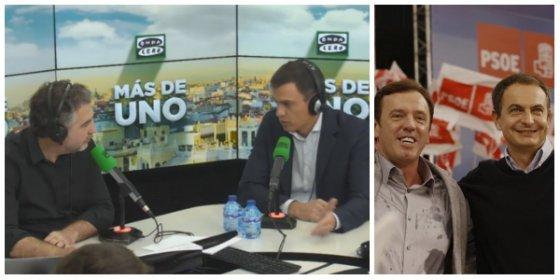 El desmemoriado Alsina masajea 40 minutazos a Pedro Sánchez sin preguntar por los pagos en B del PSOE valenciano