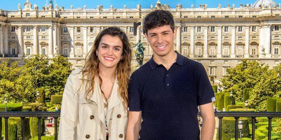 Amaia y Alfred preparan las maletas para poner rumbo a Lisboa