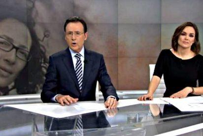 Matías Prats y Mónica Carrillo recuerdan con dolor a su compañera fallecida Ana de la Garza