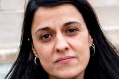 La caradura de Anna Gabriel pide dinero para mantenerse mientras vive a todo lujo en un piso de 5.000 euros mensuales