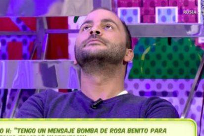 """Antonio Tejado tira la toalla en 'Sálvame' a gritos: """"¡Cerdos!"""""""