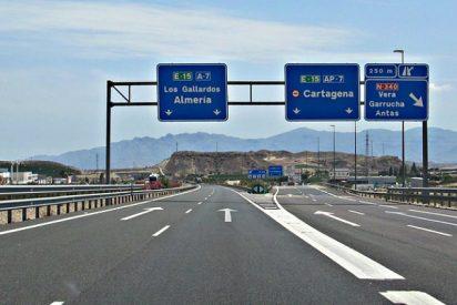 Palo al sufrido contribuyente español: Fomento asume el control de dos tramos de la AP-7