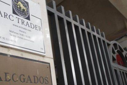 """El caso """"ARC Global Trader"""": 615 querellados y 17 millones de euros defraudados"""