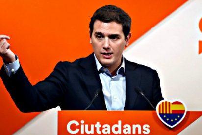 Ciudadanos: Albert Rivera está ansioso, sobreactúa y se equivoca