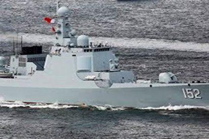 China presume del potencial de su Armada