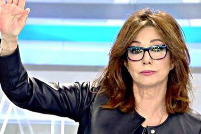 """Brutal Ana Rosa con las formas de Letizia contra Sofía: """"Estas cosas no se hacen o se hacen en casa"""""""