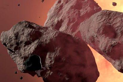 5 peligrosos asteroides pasarán muy cerca de la Tierra este domingo
