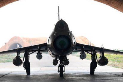 El ataque a la base siria fue realizado por dos aviones F-15 de la Fuerza Aérea de Israel según Rusia