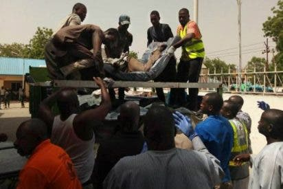 Un ataque contra una iglesia católica de Nigeria deja una veintena de muertos