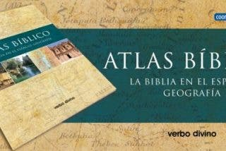Atlas Bíblico y Bibliograma: Verbo Divino, en busca de las 'coordenadas bíblicas'