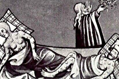 La plaga de Justiniano, cuando murió la mitad del Imperio Romano de Oriente, se debió a un súbito cambio climático
