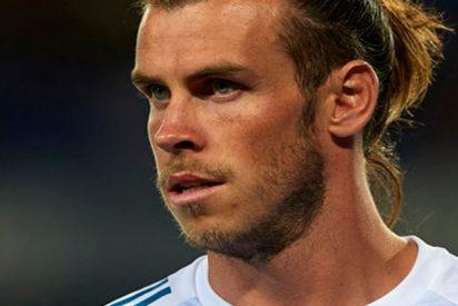 Bale muy cabreado con Zidane por sus pocos minutos ante la Juventus