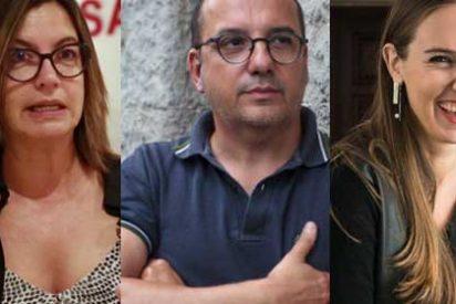 El secesionista Carles Campuzano intenta pasarse de listo con Melisa Rodríguez (C´s) y se lleva un zasca de cuidado de Àngels Barceló