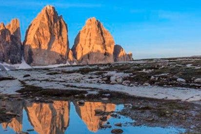 La BBC confunde los Dolomitas con el Himalaya
