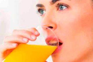 ¿Sabías que un vaso de zumo equivale a una de las cinco raciones de vegetales de una dieta saludable?
