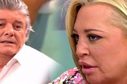 Belén Esteban deja con el culo al aire a Francisco y a su mujer