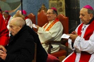 Fallece Bittor Garaigordobil, el obispo de la txapela en el Concilio