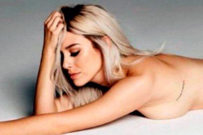 Blanca Suárez 'colapsa' Instagram con sus fotos ligera de ropa