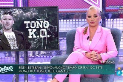 Belén Esteban aclara todas las incógnitas sobre su juicio con Toño Sanchís