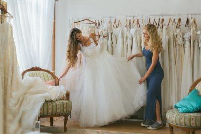 El vestido de novia: en el tercer puesto en los gastos de una boda