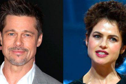 Brad Pitt llevaría seis meses de relación con la arquitecta Neri Oxman